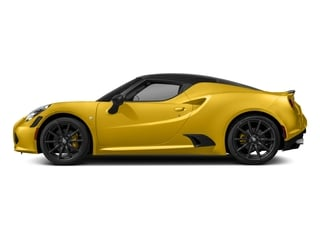 2018 Alfa Romeo 4C Coupe Pictures 4C Coupe photos side view