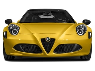 2018 Alfa Romeo 4C Coupe Pictures 4C Coupe photos front view