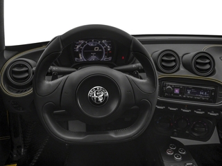 2018 Alfa Romeo 4C Coupe Pictures 4C Coupe photos driver's dashboard