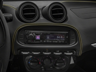 2018 Alfa Romeo 4C Coupe Pictures 4C Coupe photos stereo system
