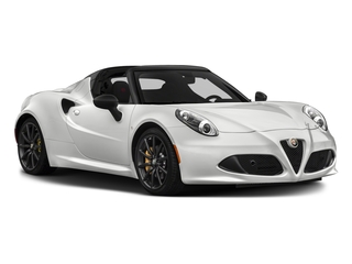 2018 Alfa Romeo 4C Spider Pictures 4C Spider Convertible 2D Spyder photos side front view