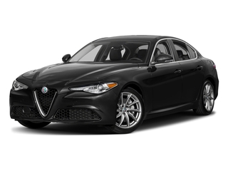 2018 Alfa Romeo Giulia Pictures Giulia Ti AWD photos side front view