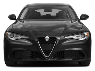 2018 Alfa Romeo Giulia Pictures Giulia Ti AWD photos front view
