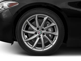2018 Alfa Romeo Giulia Pictures Giulia Ti Lusso RWD photos wheel