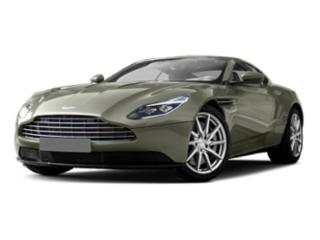 2018 Aston Martin DB11 Pictures DB11 V12 Coupe photos side front view