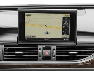 2018 Audi A6 Pictures A6 2.0 TFSI Premium Plus FWD photos navigation system