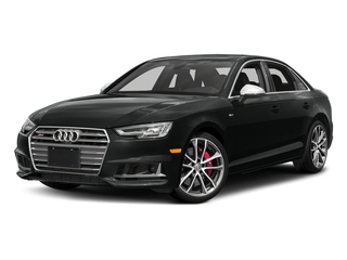 2018 Audi S4 Pictures S4 3.0 TFSI Prestige quattro AWD photos side front view
