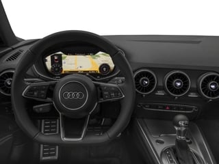 2018 Audi TT Coupe Pictures TT Coupe 2.0 TFSI photos driver's dashboard