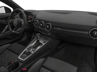 2018 Audi TT Coupe Pictures TT Coupe 2.0 TFSI photos passenger's dashboard