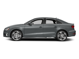 2018 Audi A3 Sedan Pictures A3 Sedan 2.0 TFSI Premium quattro AWD photos side view