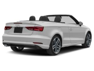 2018 Audi A3 Cabriolet Pictures A3 Cabriolet Convertible 2D 2.0T Premium photos side rear view