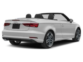 2018 Audi A3 Cabriolet Pictures A3 Cabriolet 2.0 TFSI Prestige quattro AWD photos side rear view