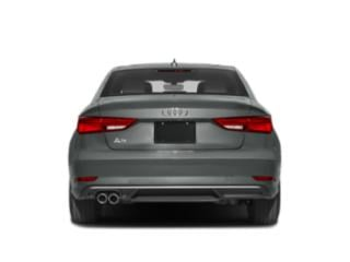 2018 Audi A3 Sedan Pictures A3 Sedan 2.0 TFSI Premium Plus FWD photos rear view