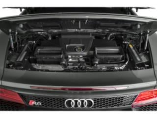 2018 Audi R8 Coupe Pictures R8 Coupe V10 RWD photos engine