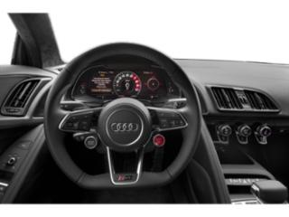 2018 Audi R8 Coupe Pictures R8 Coupe V10 RWD photos driver's dashboard