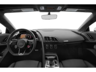 2018 Audi R8 Coupe Pictures R8 Coupe V10 RWD photos full dashboard