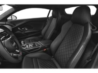 2018 Audi R8 Coupe Pictures R8 Coupe V10 RWD photos front seat interior