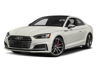 2018 Audi S5 Coupe Pictures S5 Coupe 3.0 TFSI Prestige photos side front view
