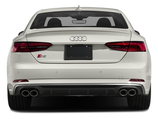 2018 Audi S5 Coupe Pictures S5 Coupe 3.0 TFSI Prestige photos rear view