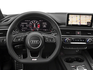 2018 Audi S5 Coupe Pictures S5 Coupe 3.0 TFSI Prestige photos driver's dashboard