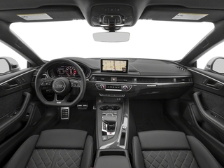 2018 Audi S5 Coupe Pictures S5 Coupe 3.0 TFSI Prestige photos full dashboard