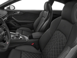 2018 Audi S5 Coupe Pictures S5 Coupe 3.0 TFSI Prestige photos front seat interior