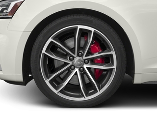 2018 Audi S5 Coupe Pictures S5 Coupe 3.0 TFSI Prestige photos wheel