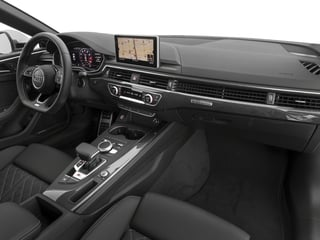 2018 Audi S5 Coupe Pictures S5 Coupe 3.0 TFSI Prestige photos passenger's dashboard