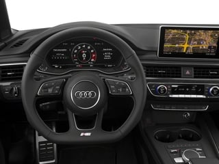2018 Audi S5 Cabriolet Pictures S5 Cabriolet 3.0 TFSI Prestige photos driver's dashboard
