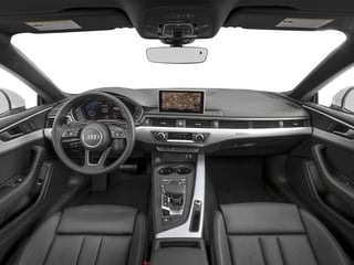 2018 Audi A5 Coupe Pictures A5 Coupe 2.0 TFSI Premium Plus S tronic photos full dashboard