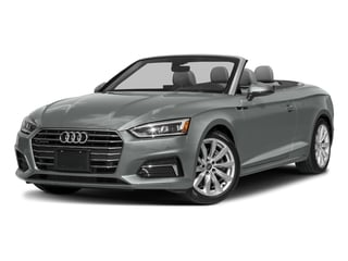2018 Audi A5 Cabriolet Pictures A5 Cabriolet 2.0 TFSI Premium Plus photos side front view