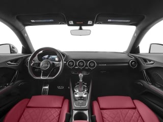 2018 Audi TTS Pictures TTS 2.0 TFSI photos full dashboard