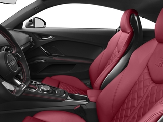 2018 Audi TTS Pictures TTS 2.0 TFSI photos front seat interior