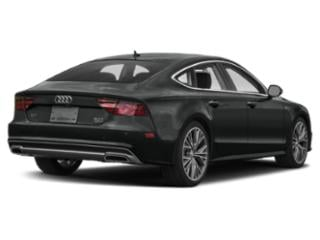 2018 Audi A7 Pictures A7 3.0 TFSI Prestige photos side rear view