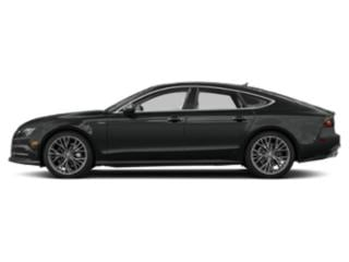 2018 Audi A7 Pictures A7 3.0 TFSI Prestige photos side view