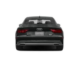 2018 Audi A7 Pictures A7 3.0 TFSI Prestige photos rear view