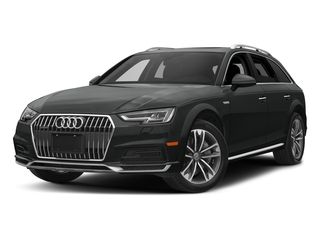 2018 Audi A4 allroad Pictures A4 allroad 2.0 TFSI Premium photos side front view