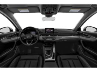 2018 Audi A4 allroad Pictures A4 allroad 2.0 TFSI Tech Premium photos full dashboard