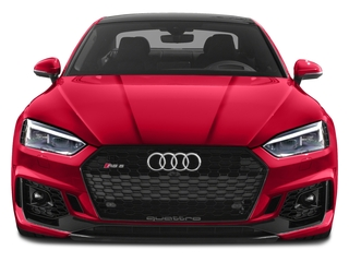 2018 Audi RS 5 Coupe Pictures RS 5 Coupe 2.9 TFSI quattro tiptronic photos front view