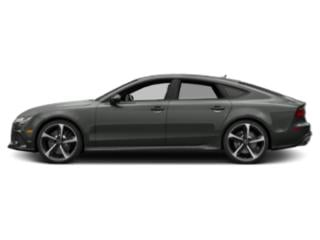 2018 Audi RS 7 Pictures RS 7 Sedan 4D RS7 Performance AWD photos side view