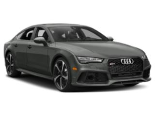 2018 Audi RS 7 Pictures RS 7 Sedan 4D RS7 Performance AWD photos side front view