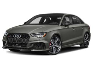 2018 Audi RS 3 Pictures RS 3 Sedan 4D RS3 AWD photos side front view