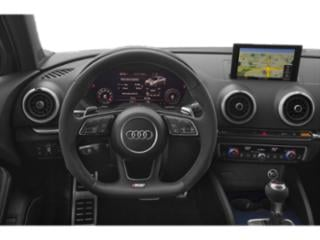 2018 Audi RS 3 Pictures RS 3 Sedan 4D RS3 AWD photos driver's dashboard