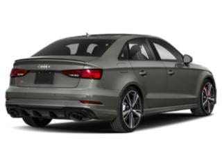 2018 Audi RS 3 Pictures RS 3 Sedan 4D RS3 AWD photos side rear view