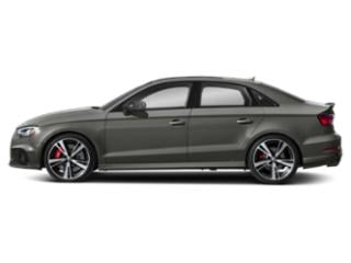 2018 Audi RS 3 Pictures RS 3 Sedan 4D RS3 AWD photos side view
