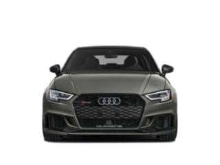 2018 Audi RS 3 Pictures RS 3 Sedan 4D RS3 AWD photos front view
