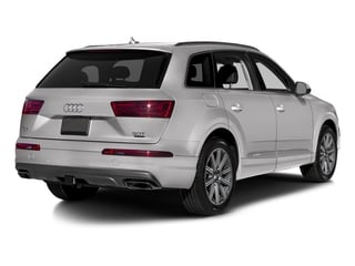 2018 Audi Q7 Pictures Q7 2.0 TFSI Premium photos side rear view