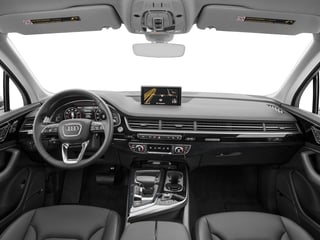 2018 Audi Q7 Pictures Q7 3.0 TFSI Prestige photos full dashboard