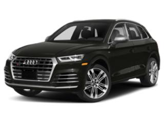 2018 Audi SQ5 Pictures SQ5 Utility 4D Prestige AWD photos side front view