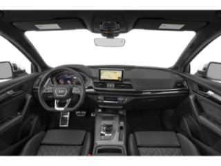 2018 Audi SQ5 Pictures SQ5 3.0 TFSI Prestige photos full dashboard